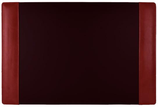 20x34 glazed leather desk blotters - Desk Blotter